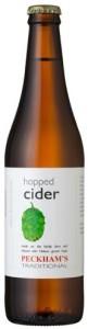 peckhams hopped cider